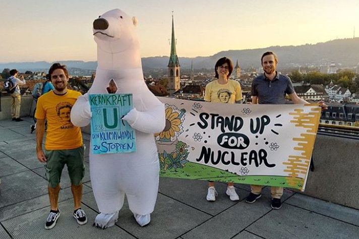 Energia limpa e mudanças climáticas são alguns dos temas discutidos pela campanha