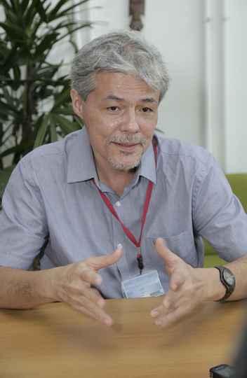 Ricardo Takahashi, professor do Departamento de Matemática da UFMG