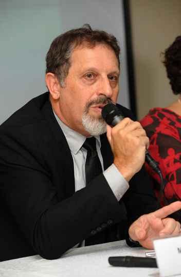 Marco Aurélio Crocco, presidente do BDMG