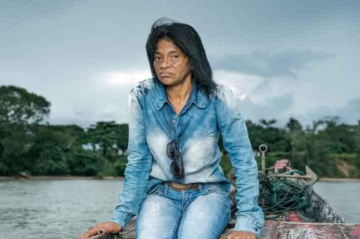 A defensora da terra e do meio ambiente brasileira Maria do Socorro Costa da Silva lidera a Associação Cainquiama, uma coalizão de milhares de comunidades indígenas e outras comunidades que estão entre as mais perseguidas da Amazônia