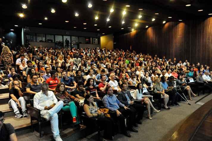 Sessenta e nove trabalhos foram premiados em cerimônia realizada no auditório da Reitoria