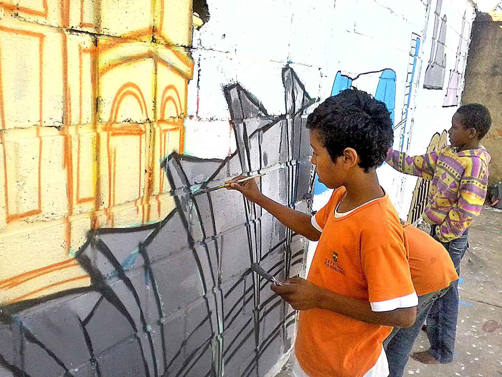 Arte pode ser um dos caminhos na redução da violência nas escolas