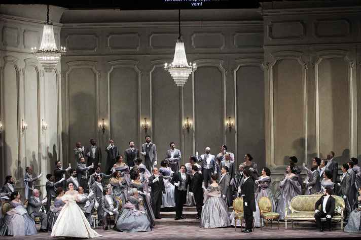 Ópera La Traviata, 2019, Fundação Clóvis Salgado