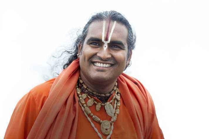 Paramahamsa Sri Swami Vishwananda: ensinamentos védicos
