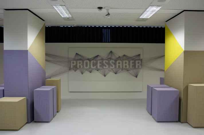 Exposição Processaber, aberta ao público no Espaço do Conhecimento, é um dos projetos que receberão apoio financeiro da Fapemig