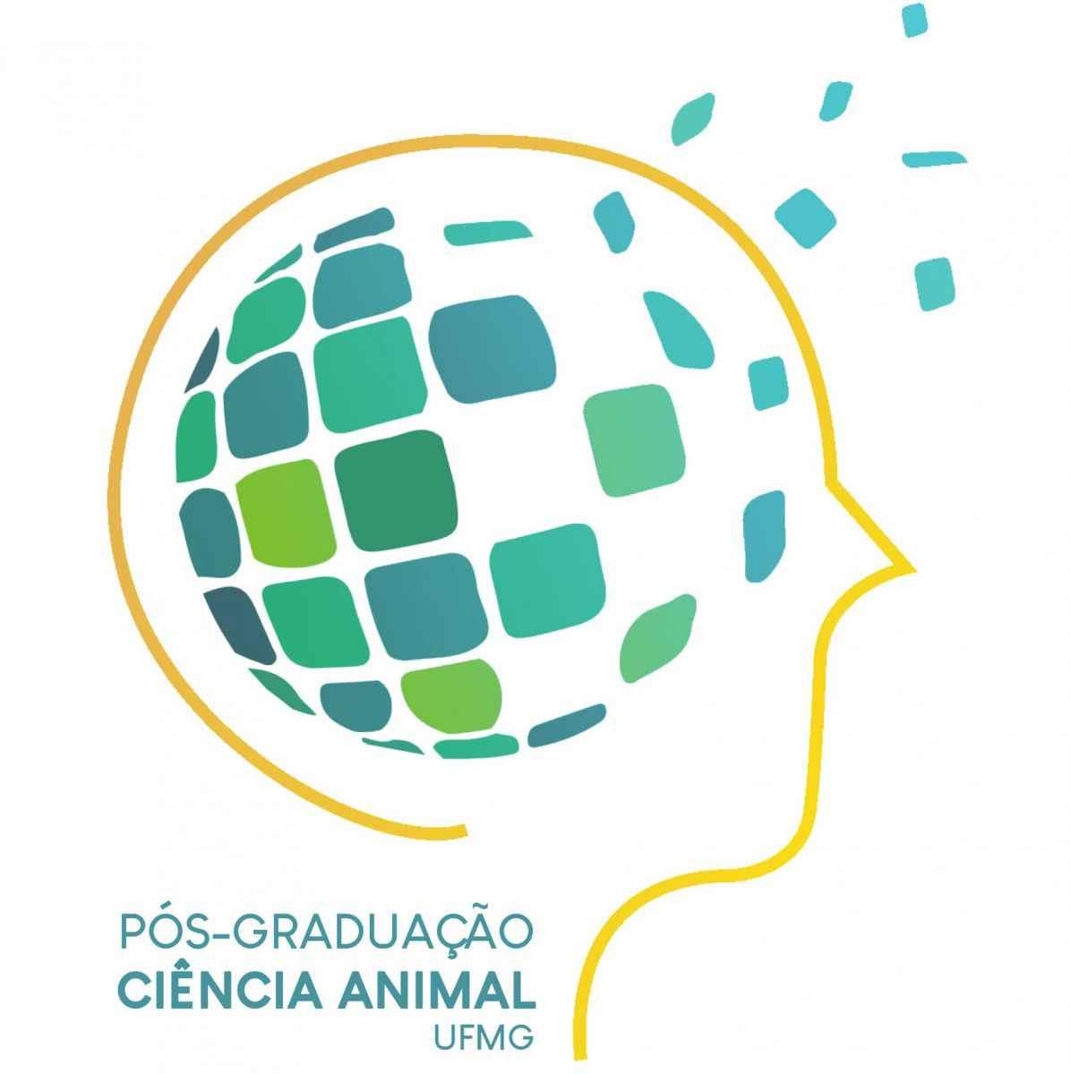 Identidade visual da Pós-graduação em Ciência Animal