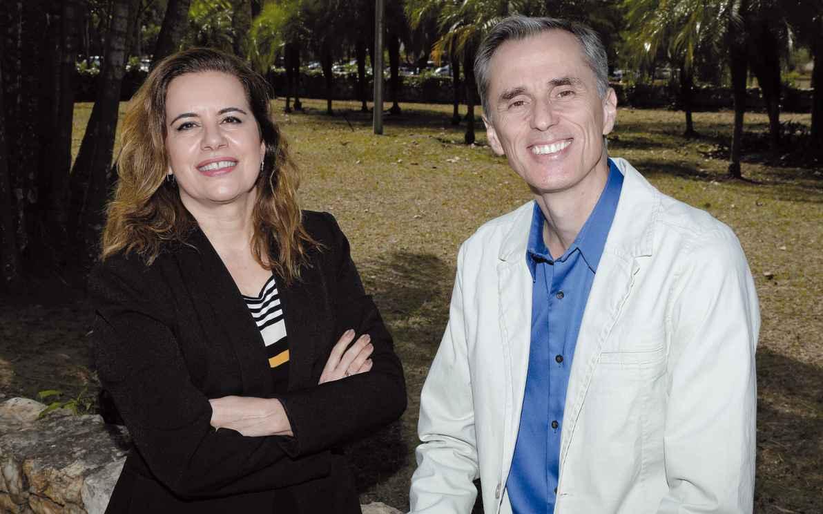 Sandra e Alessandro foram eleitos para dirigir a UFMG no quadriênio 2018-2022