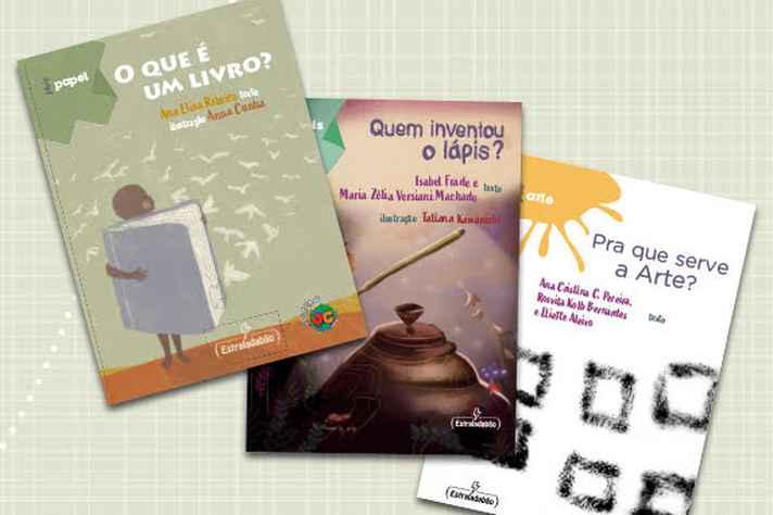 Perguntas infantis inspiram a criação dos livros