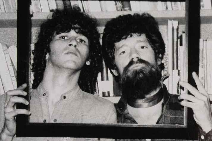 Sylvio Passos e Raul Seixas