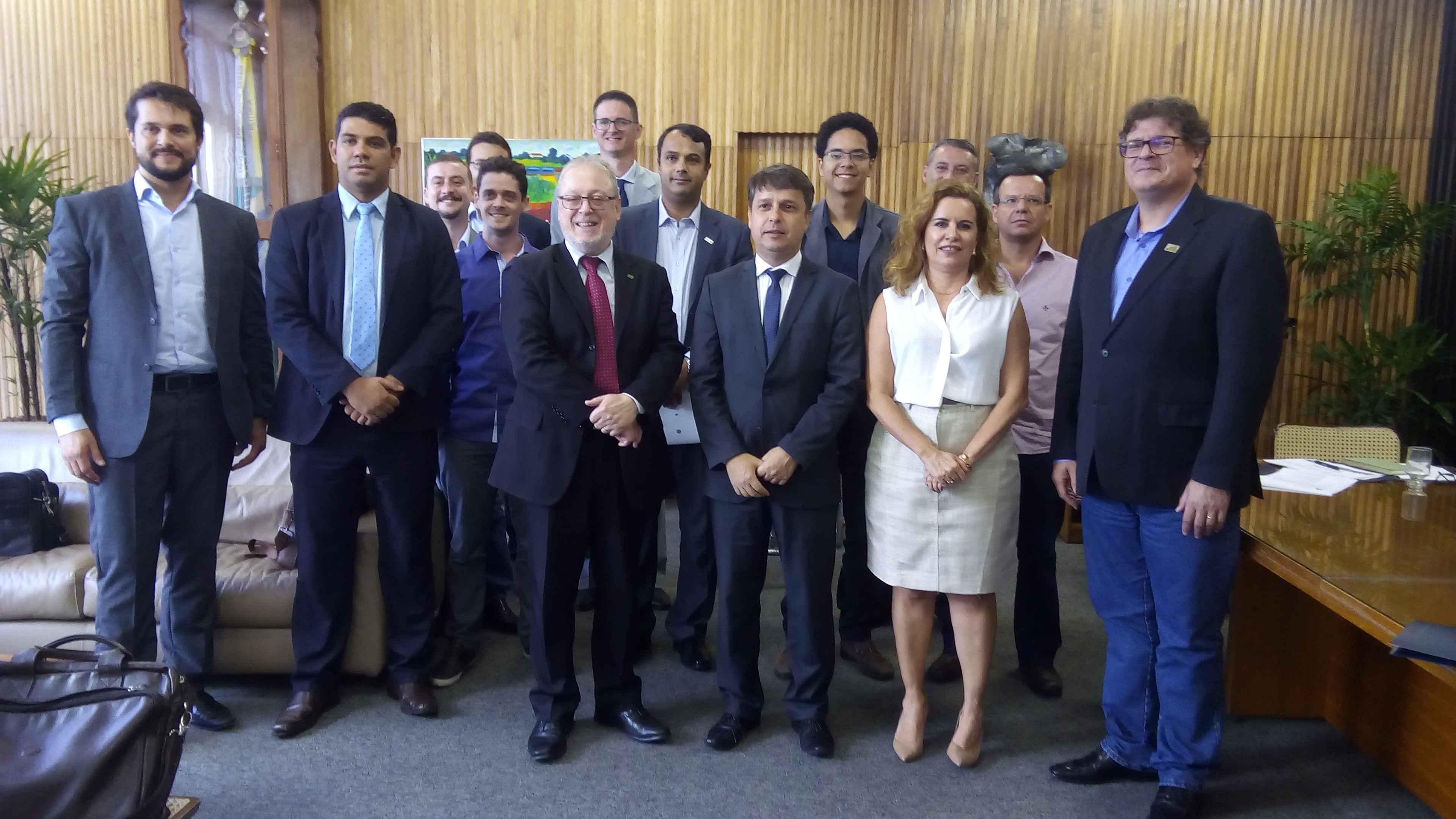 Dirigentes das universidades mineiras e do MEC se reuniram na UFMG para discutir as frentes de trabalho