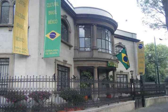 O Centro Cultural Brasil-México integra a rede mantida pelo Ministério das Relações Exteriores