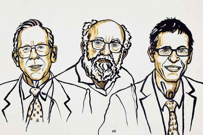 O Nobel de Física foi para James Peebles, Michel Mayor e Didier Queloz