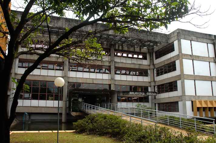 Biblioteca Central da UFMG