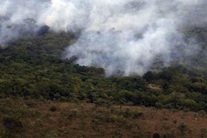 Queimadas: clima seca não explica aumento do fogo