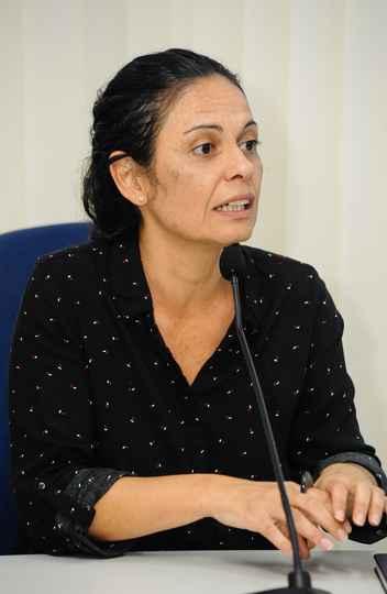 Claudia Mayorga, pró-reitora de Extensão: muito já feito, muito a se fazer