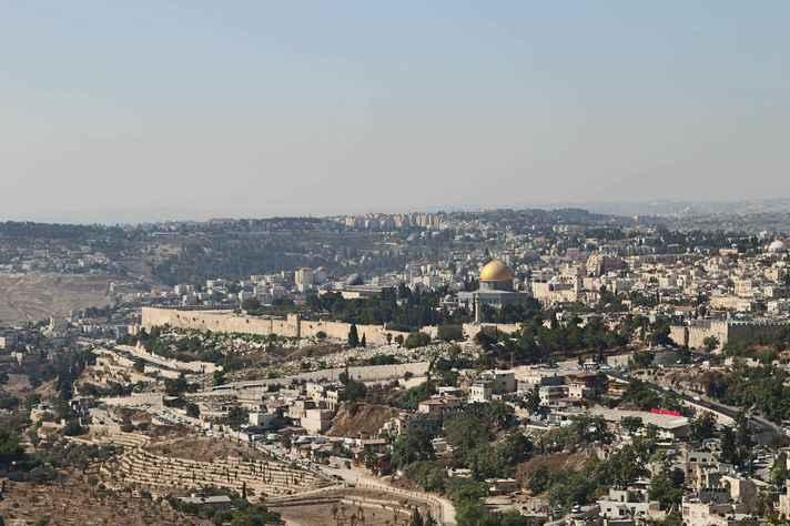 Cidade de Jerusalém é um dos motivos do conflito histórico