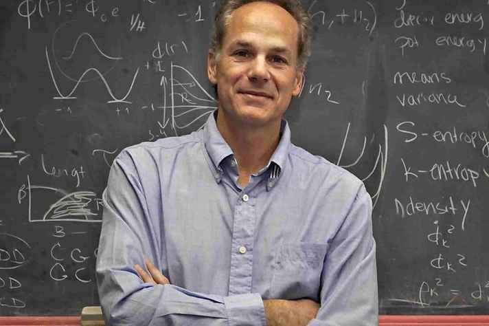 Marcelo Gleiser: pesquisa em cosmologia
