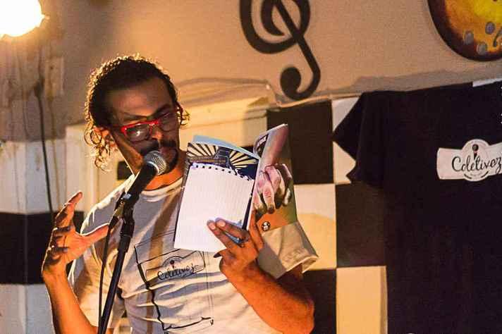 Coletivoz Sarau de Periferia comemora 10 anos de atividades
