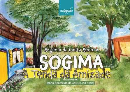 Obra que fala sobre amizade é a primeira publicação de Rogério da Costa Ribeiro