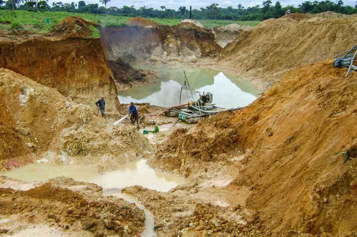 Mineração: Para especialistas a dependência econômica exagerada é perigosa