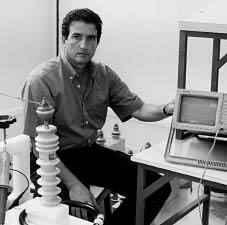 Silverio Visacro, da Escola de Engenharia, em edição do Boletim UFMG de 2001