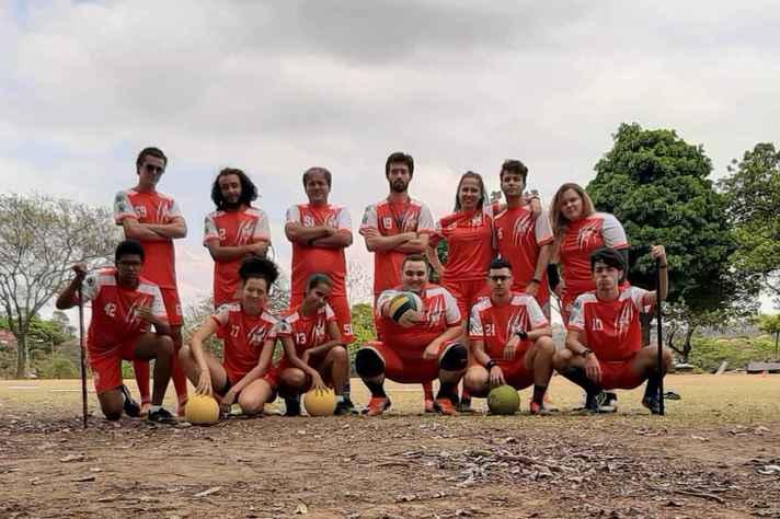Equipe Libertas UFMG de quadribol