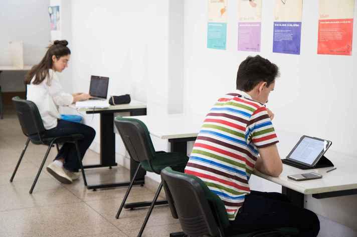 Ensino à distância motivou liberação do conteúdo para os estudantes de matérias isoladas