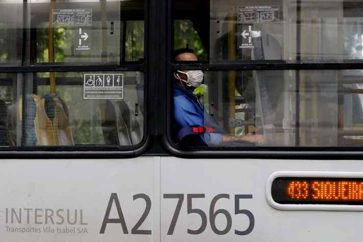Forte sistema de transporte público nas cidades pode facilitar controle do isolamento social
