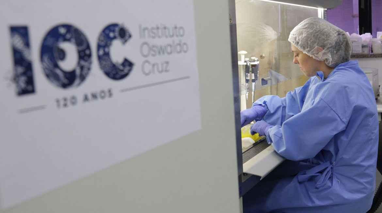Testes rápidos para coronavírus são alternativa para diagnóstico