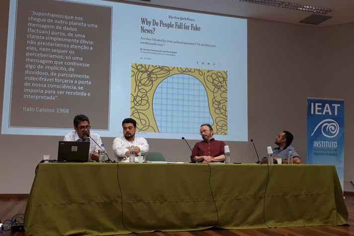 Virgílio Almeida: desinformação visa criar ambiente em que confiança é impossível