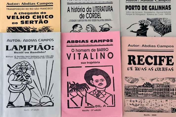 No Brasil, o cordel foi introduzido com a colonização portuguesa, ganhando produção típica no Nordeste