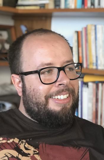 Lucas Resende de Carvalho, pesquisador do Cedeplar