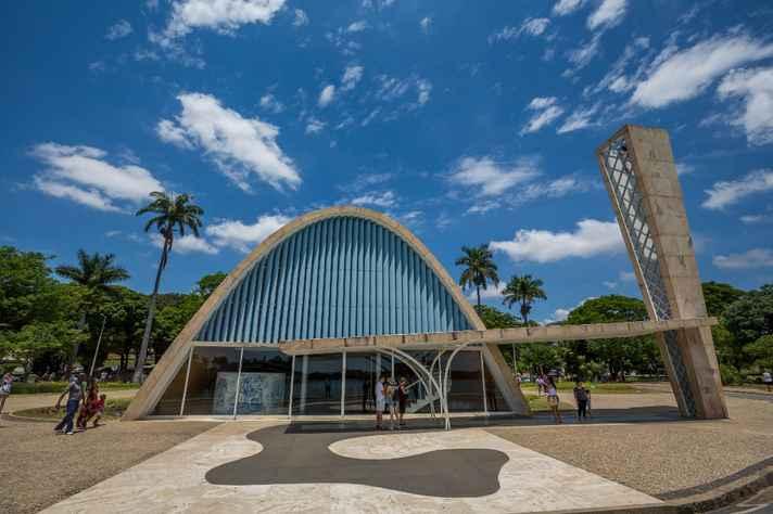 Obra projetada por Oscar Niemeyer já passou por reforma em 2004