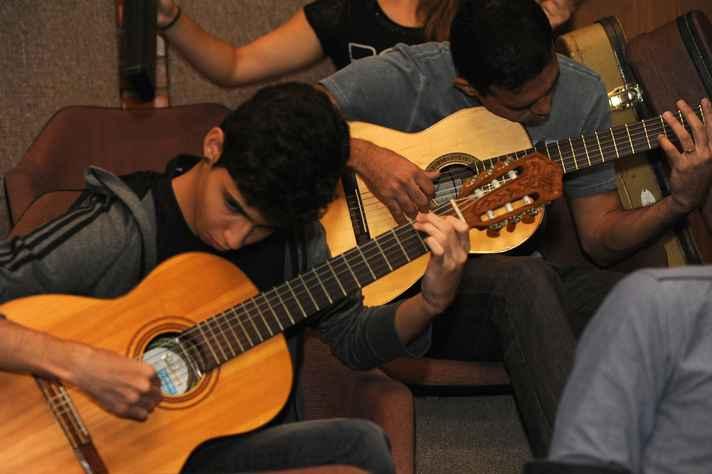 Curso de graduação de Música é um dos sete que selecionam candidatos por meio de provas específicas