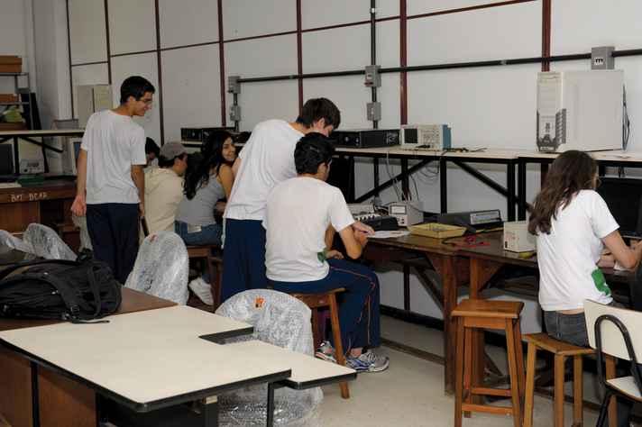Laboratório do Coltec