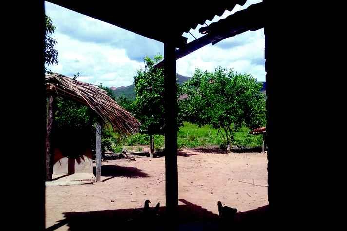 Comunidade habita terras na divisa de Serras das Araras e Januária