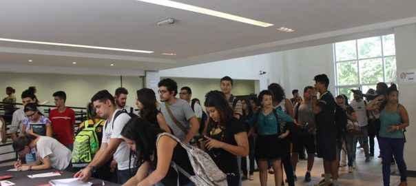 Jornada de Extensão será realizada mais uma vez no CAD1, no campus Pampulha