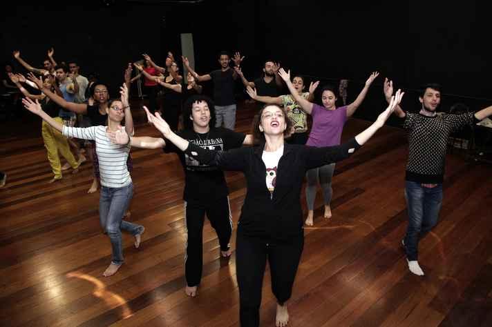 A dança está entre as modalidades de atividades que podem se candidatar