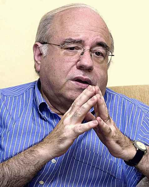 O escritor brasileiro Luís Fernando Veríssimo.