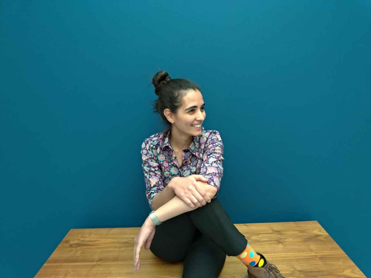 Marina Domingues estudou dispositivos que buscam armazenar e distribuir o hidrogênio