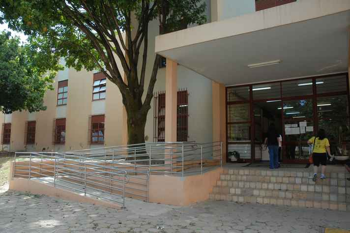 Aulas acontecem no campus Pampulha