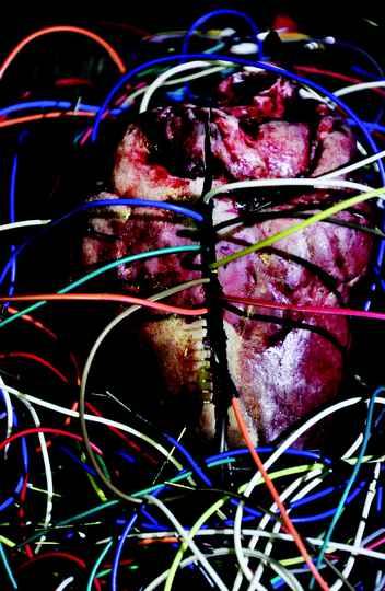 Anatomia de um hacking: provocação estética