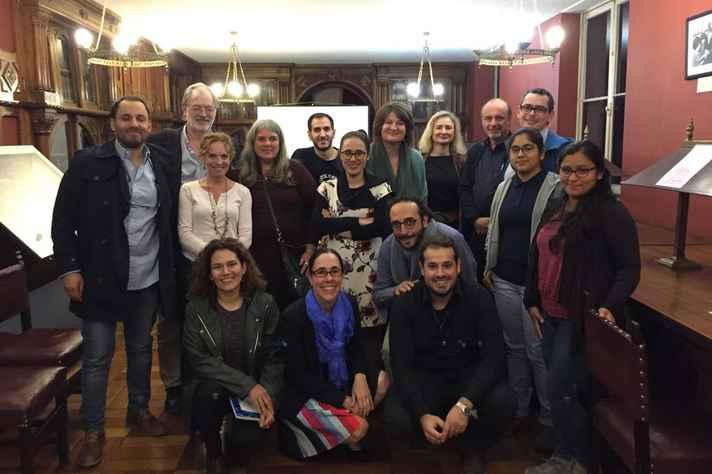 Seminário reuniu pesquisadores de sete países