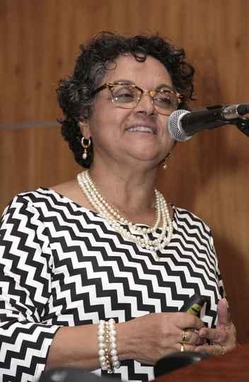 Elza Fernandes de Araújo, da Universidade Federal de Viçosa, assessora adjunta de Inovação da Fapemig