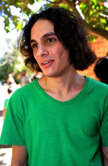 Bruno Esteves, estudante de jornalismo da UFMG