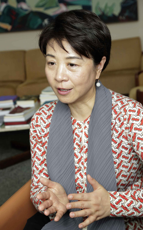 Li Jiashan: Foco na colaboração em nível de doutorado