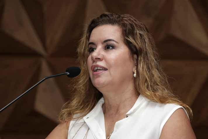 Sandra Goulart Almeida: defesa da universidade pública