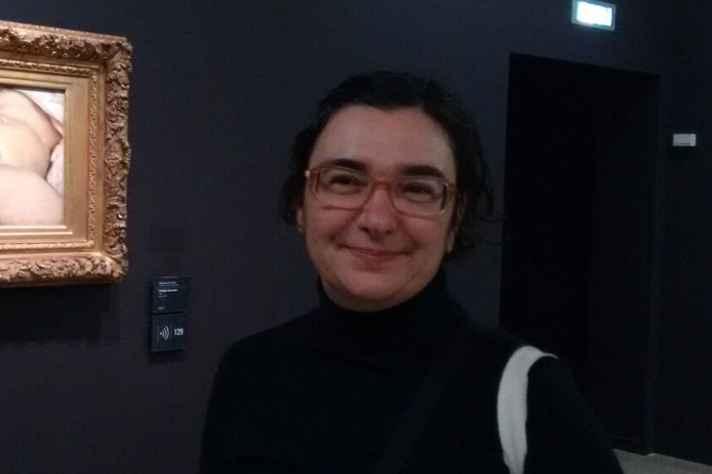 Sulamita Fonseca Lino destaca a complexidade da experiência estética do feio