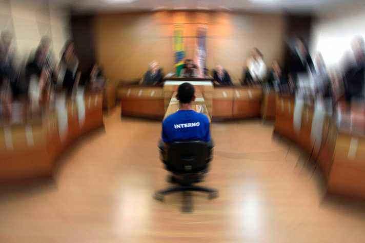 Em pouco tempo, prisões preventivas foram significativamente reduzidas em Belo Horizonte