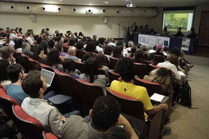 Discussão sobre violência no espaço urbano reuniu participantes na Face